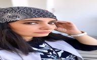 عکس بی حجاب لیندا کیانی با لباس های عجیب !