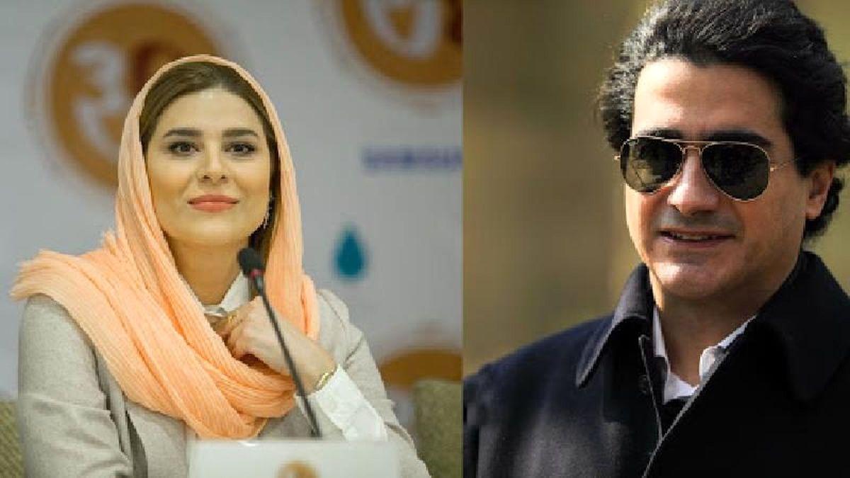 عشق و عاشقی علنی سحر دولتشاهی با همایون شجریان+عکس