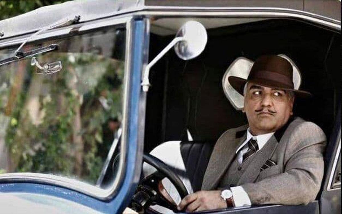 خودروی عجیب مهران مدیری ! +عکس