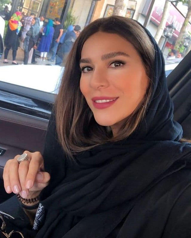 سحر دولتشاهی در روز انتخابات + عکس