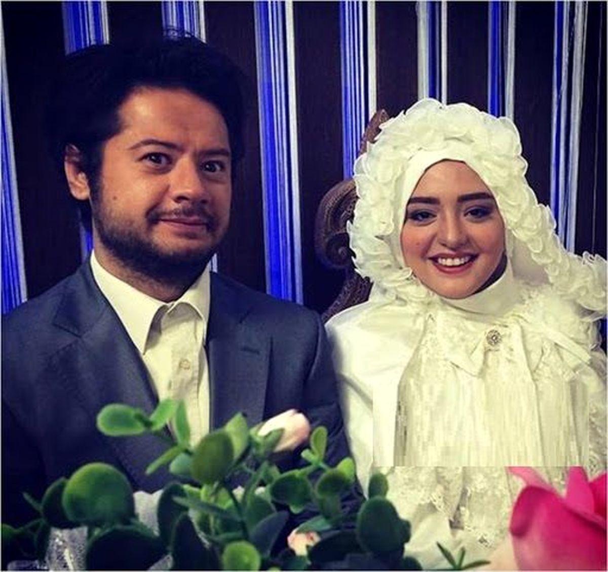 همسر میلیاردر علی صادقی + عکس
