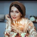 جشن تولد عاشقانه شهرزاد کمال زاده با لباس ساتن و براق + عکس