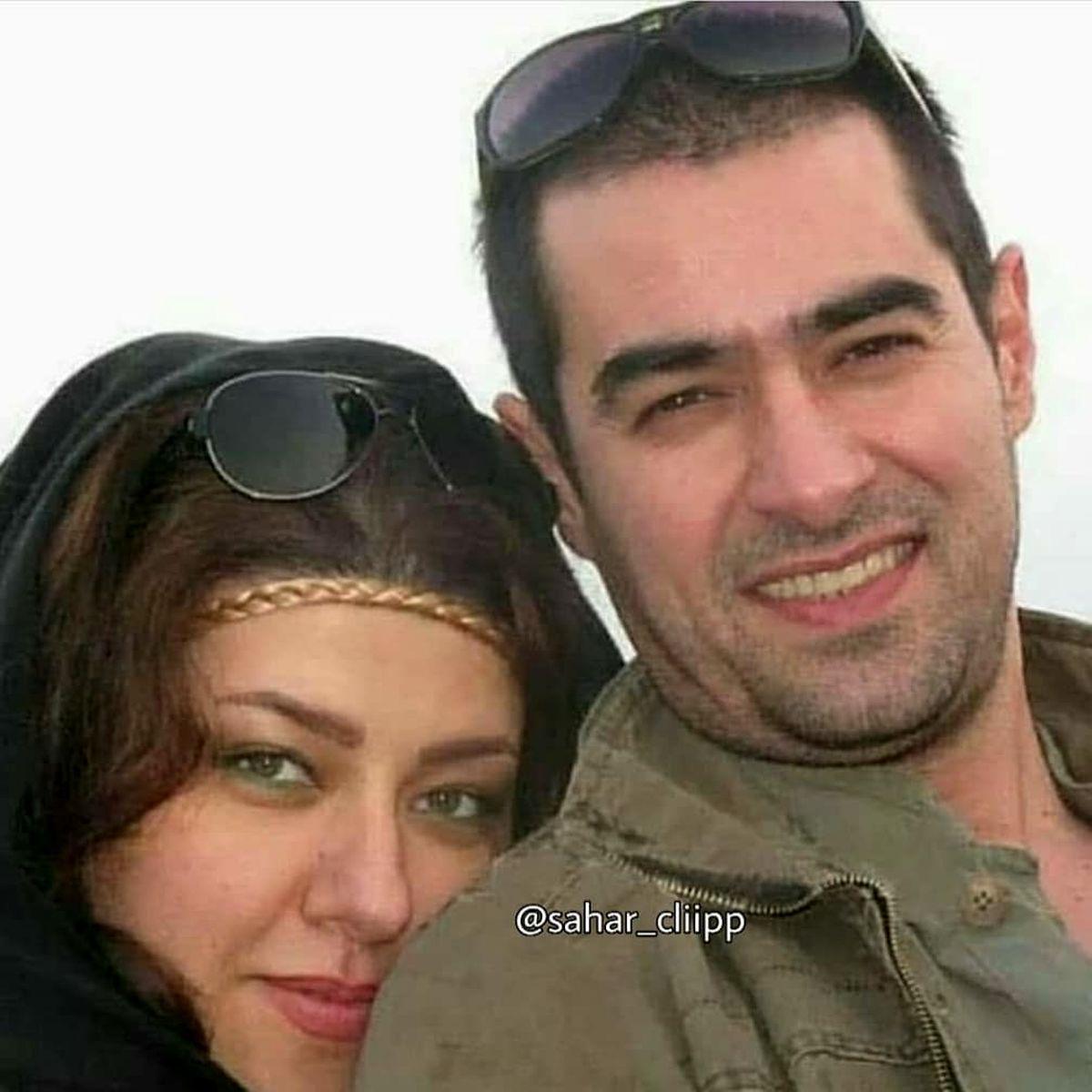 ازدواج مجدد شهاب حسینی با هستی مهدوی + عکس