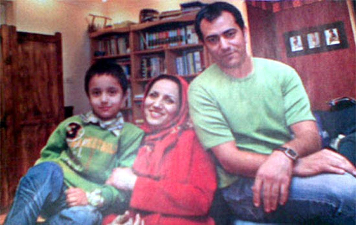 محمدرضا هدایتی و همسرش در آغوش هم + عکس