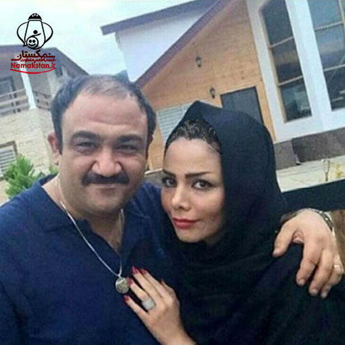 مهران غفوریان راهی بیمارستان شد/ برایم دعا کنید + فیلم