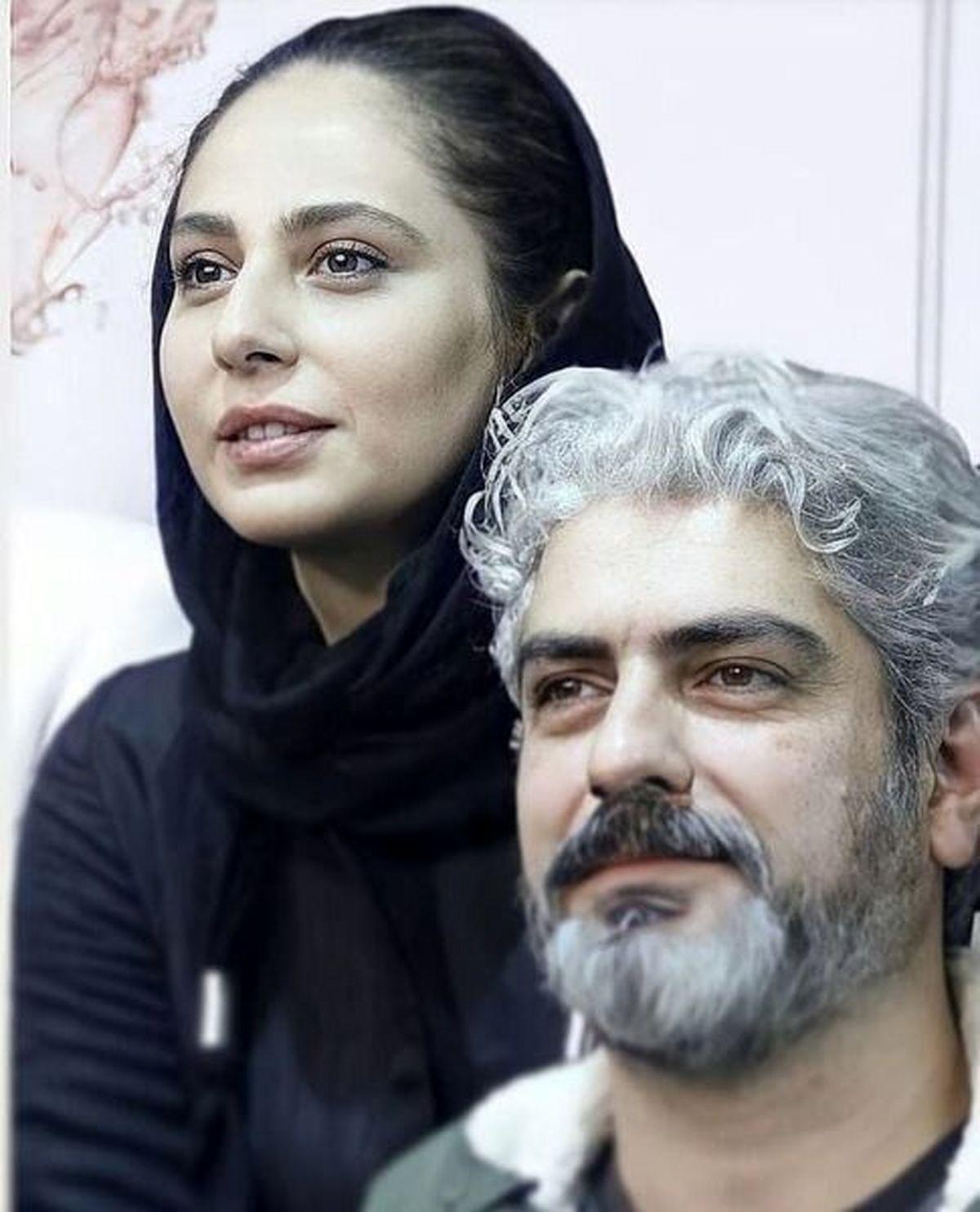 تفریح و شادی مهدی پاکدل در باشگاه بدنسازی + فیلم