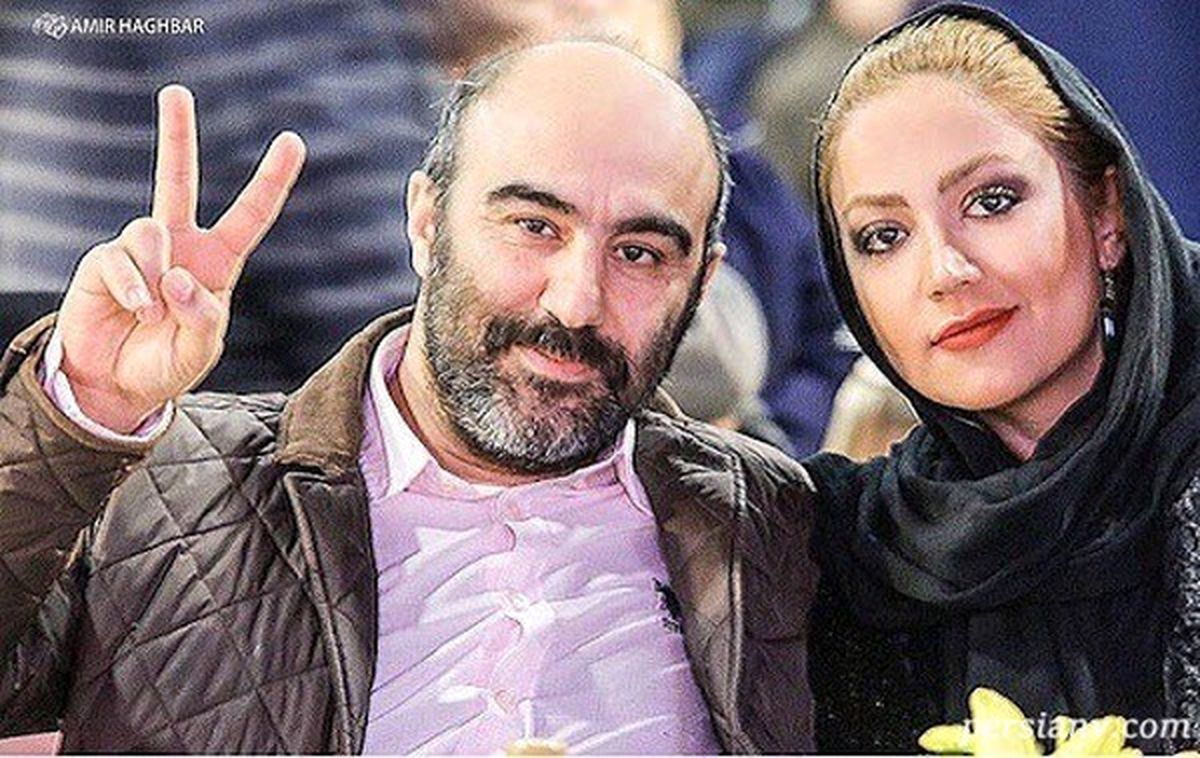 همسر قد بلند و خوشتیپ محسن تنابنده + عکس