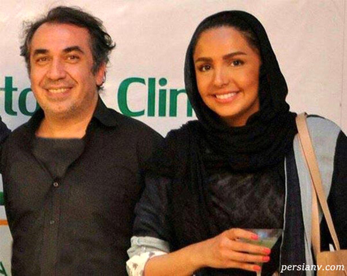 طلاق تلخ و عجیب سیامک انصاری از همسرش + عکس