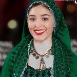 فرشته حسینی در لباس افغانستانی و بدن نما + عکس