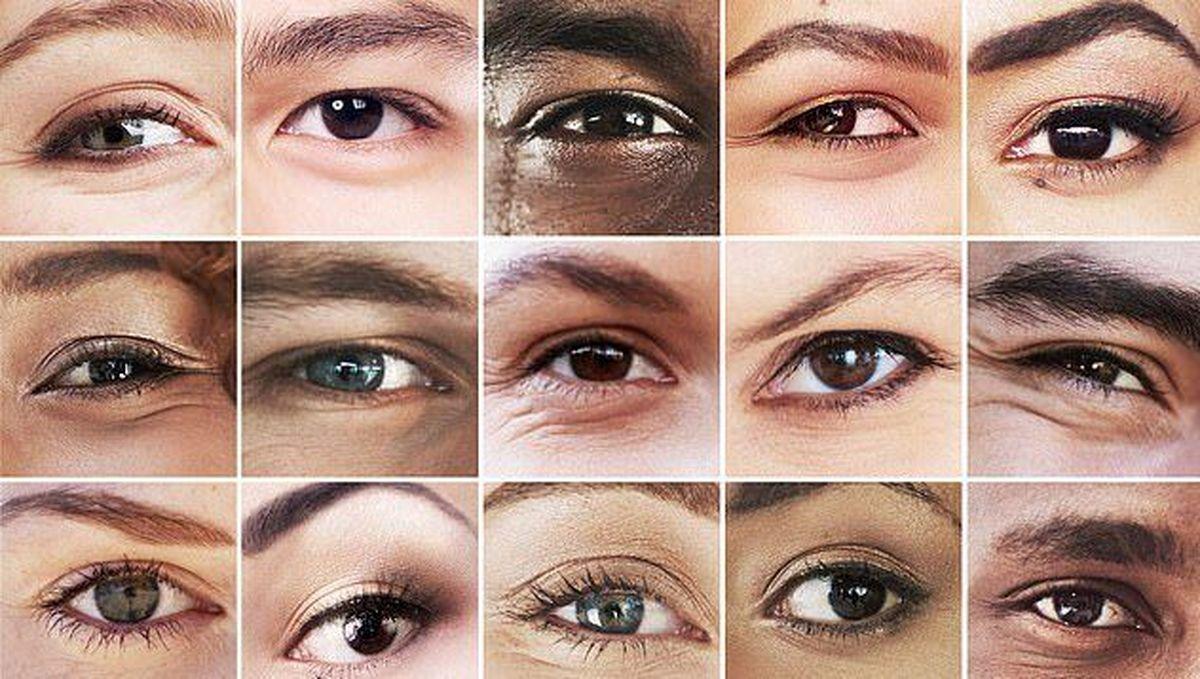 شناسایی ۵۰ ژن جدید مرتبط با رنگ چشم