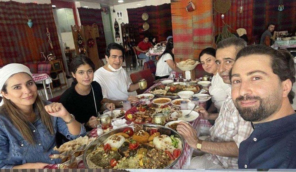 وقتی همایون شجریان خبر رسمس شدن ازدواجش را داد + عکس