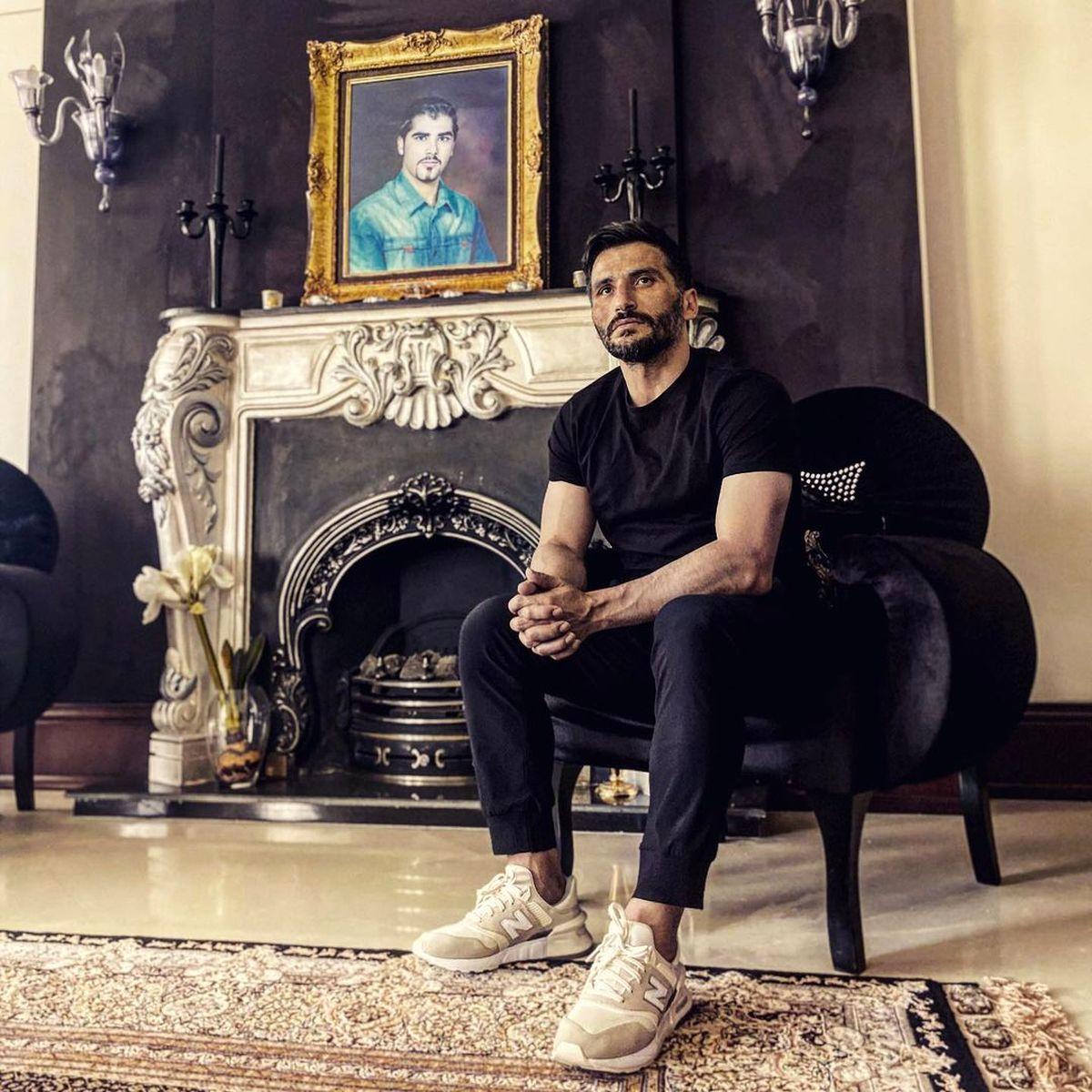 خانه لاکچری و فوق العاده زیبای جواد کاظمیان + عکس