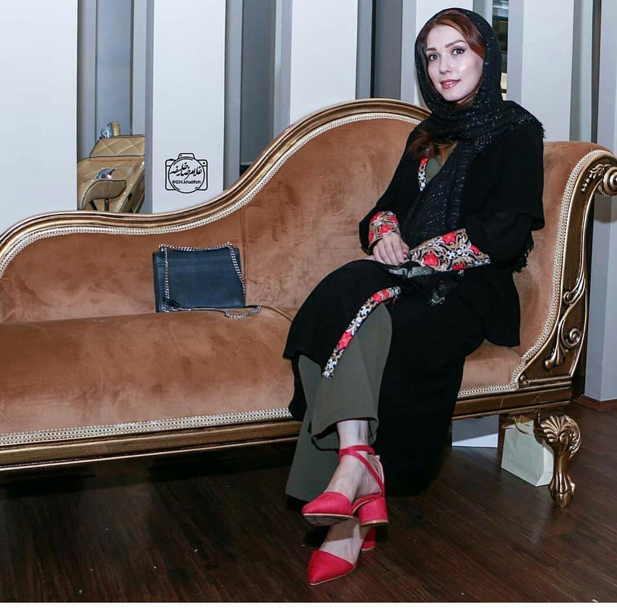پاهای شهرزاد کمال زاده+عکس