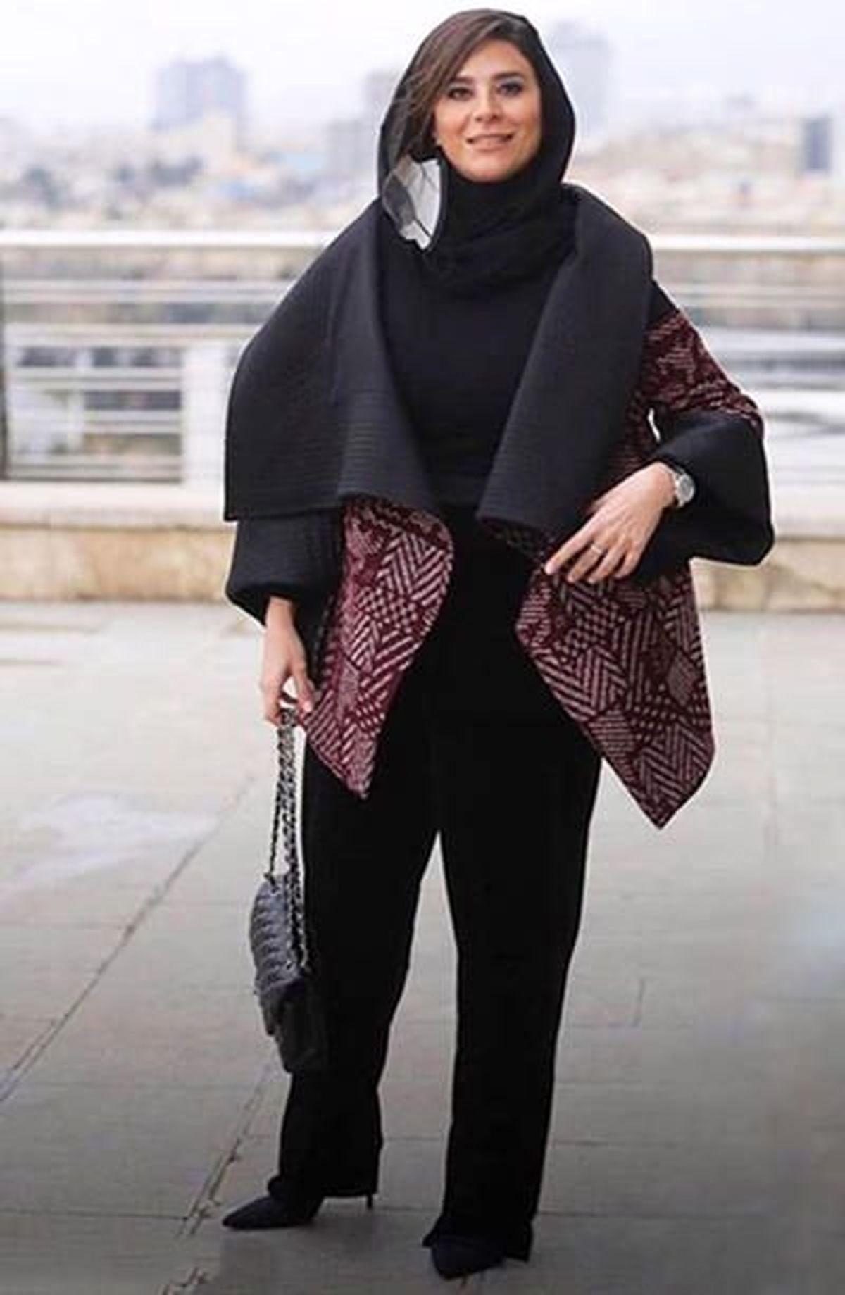خوشتیپ ترین بازیگر زن ایرانی؛ سحر دولتشاهی+عکس