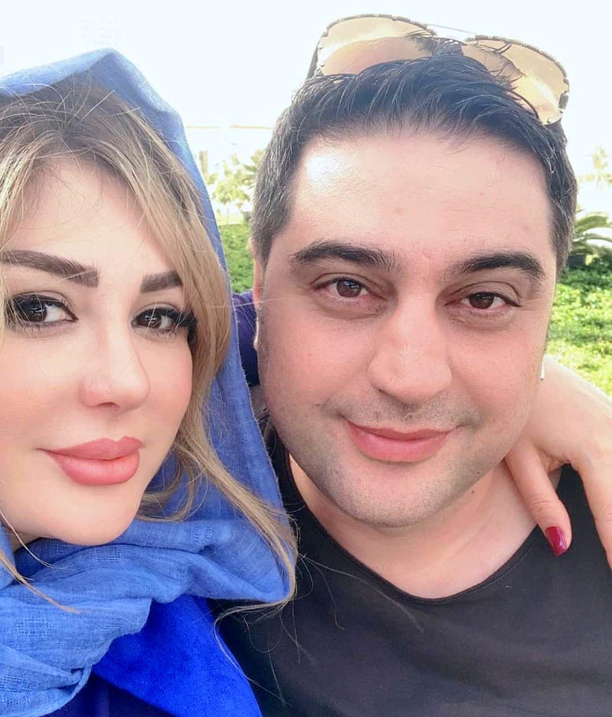 نیوشا ضیغمی از همسرش جدا شد+سند