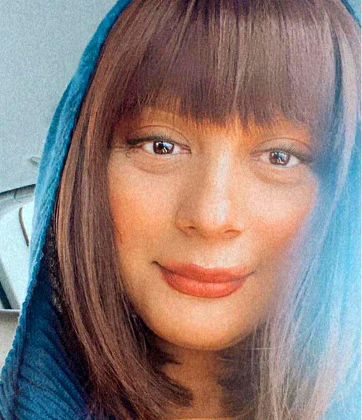 چهره جدید و عجیب مارال فرجاد + عکس