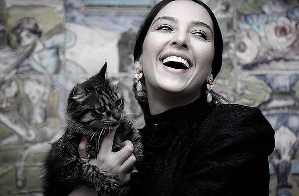 عشوه های آناهیتا درگاهی! +عکس