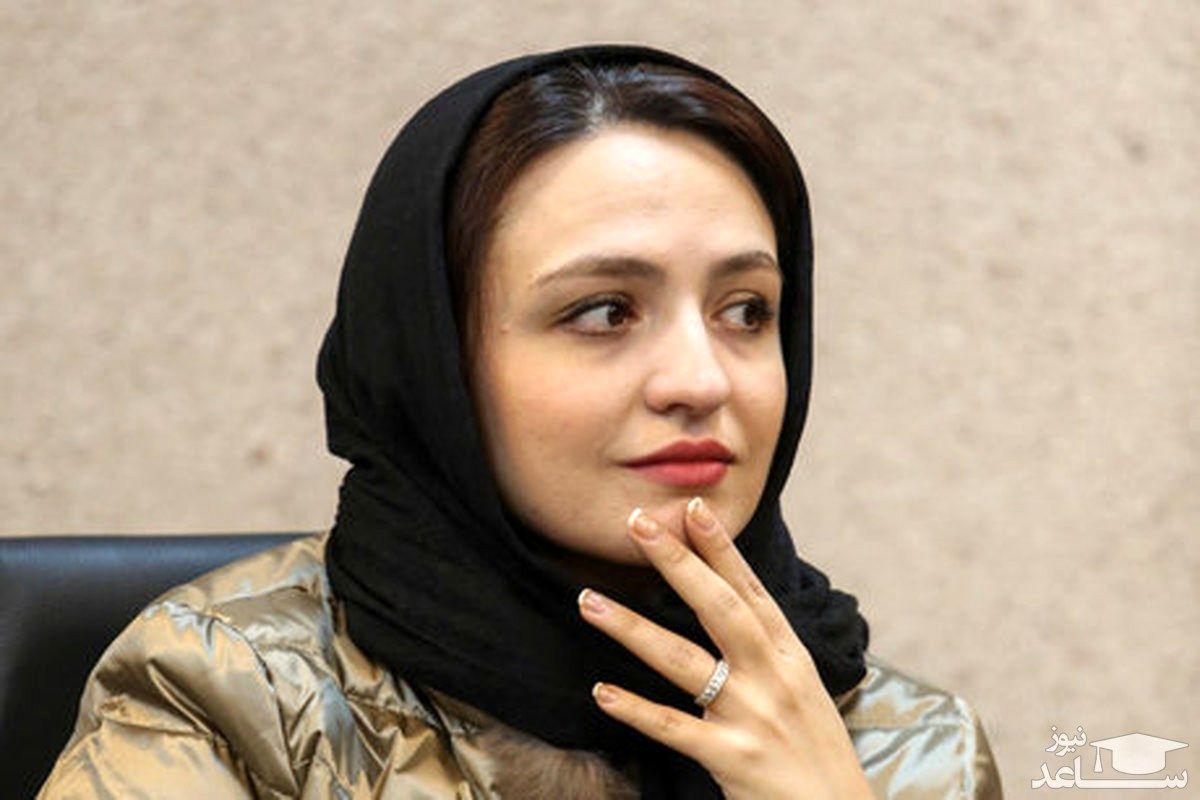 گلاره عباسی مجددا ازدواج کرد+عکس