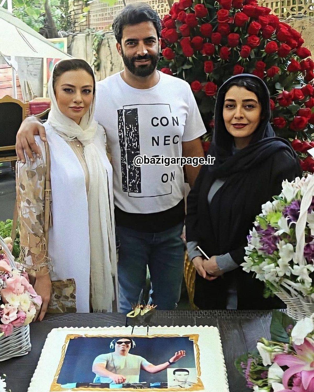 تیپ ساره بیات در جشن تولد لاکچری یکتا ناصر + عکس