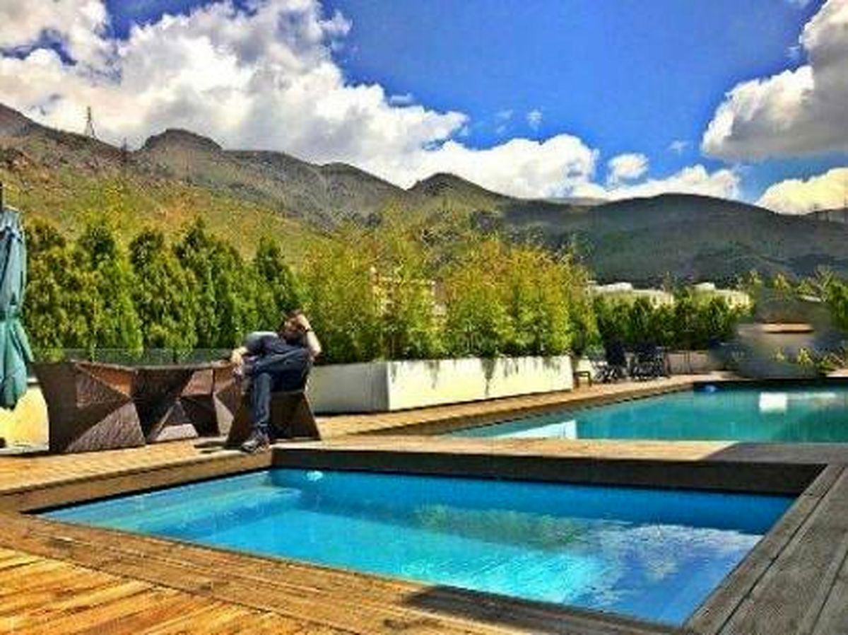 خانه گرانقیمت حمید گودرزی+عکس