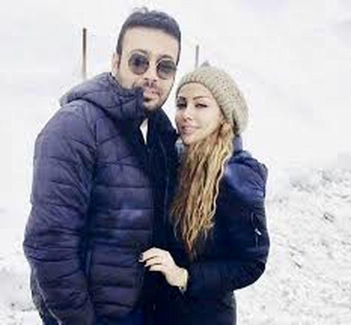 همسر طلاق گرفته محسن چاوشی + عکس