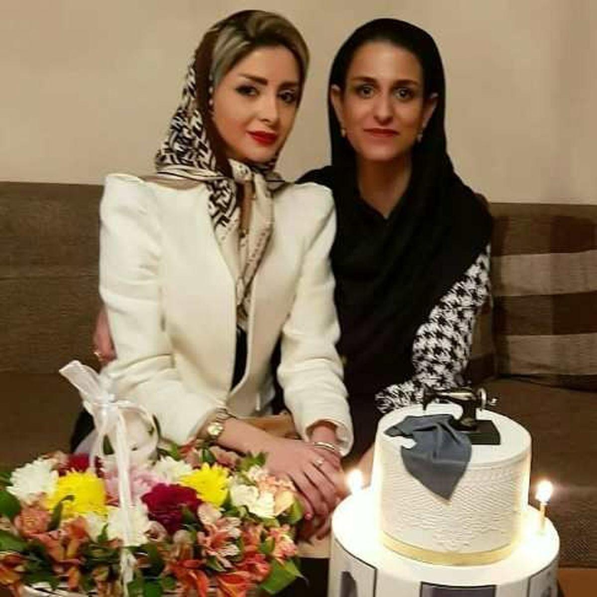 نامزدی دختر مهران مدیری+عکس