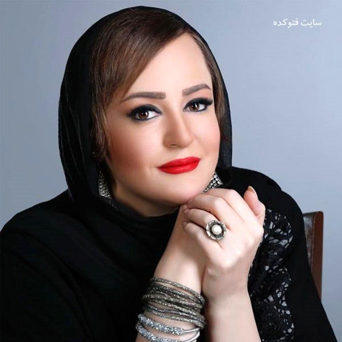 حرف زشت حمید لولایی به نعیمه نظام دوست ؛ میبوسمت! +فیلم