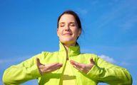 ۶ راه برای درست نفس کشیدن