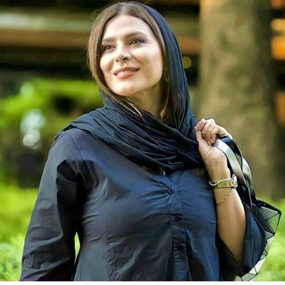 خوشگذرانی سحر دولتشاهی و همایون شجریان + عکس