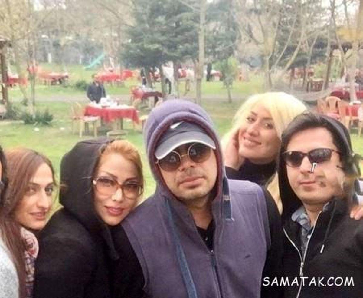 ماجرای طلاق پرحاشیه محسن چاوشی و همسر فشنش + عکس